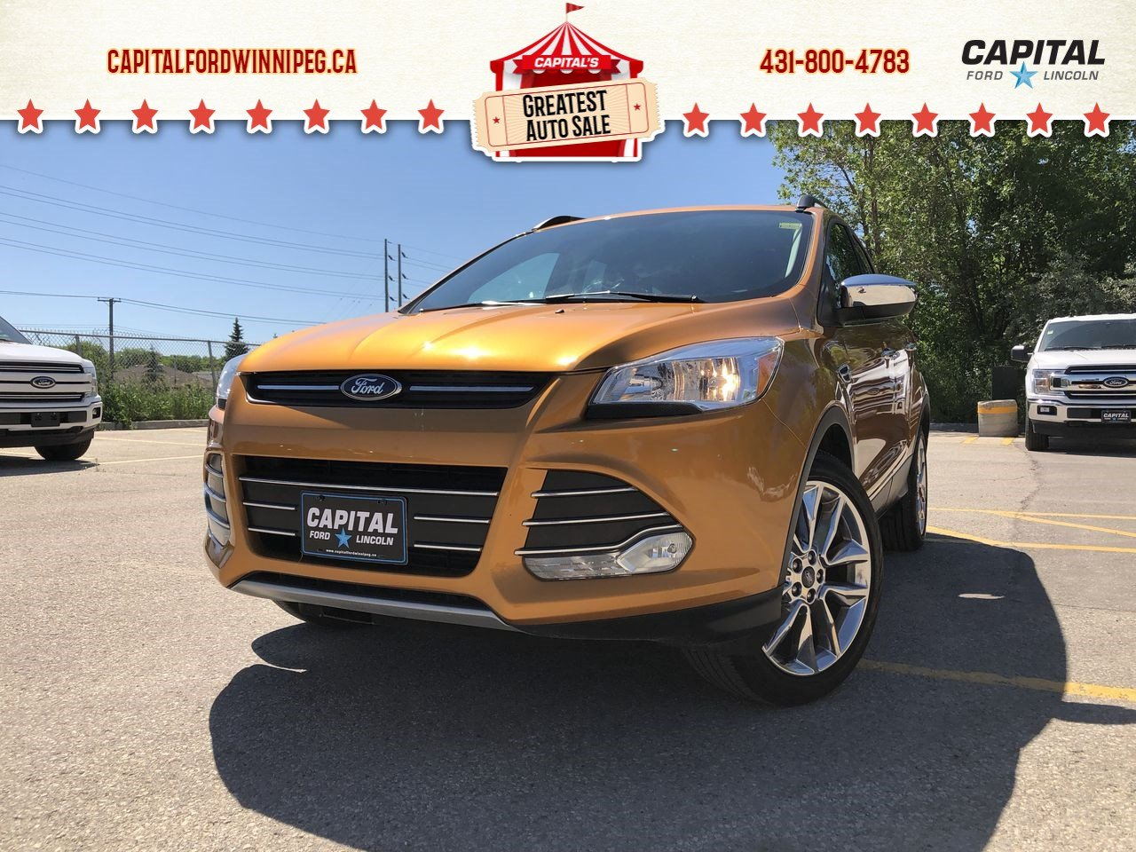 Pre-Owned 2016 Ford Escape SE 4WD ASK US ABOUT THE 1.9% FINANCING NAV