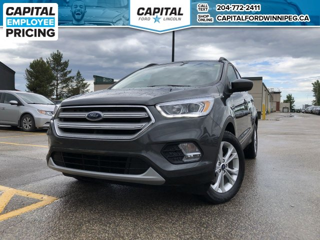 Pre-Owned 2018 Ford Escape SEL 4WD ASK US ABOUT THE 1.9% FINANCING