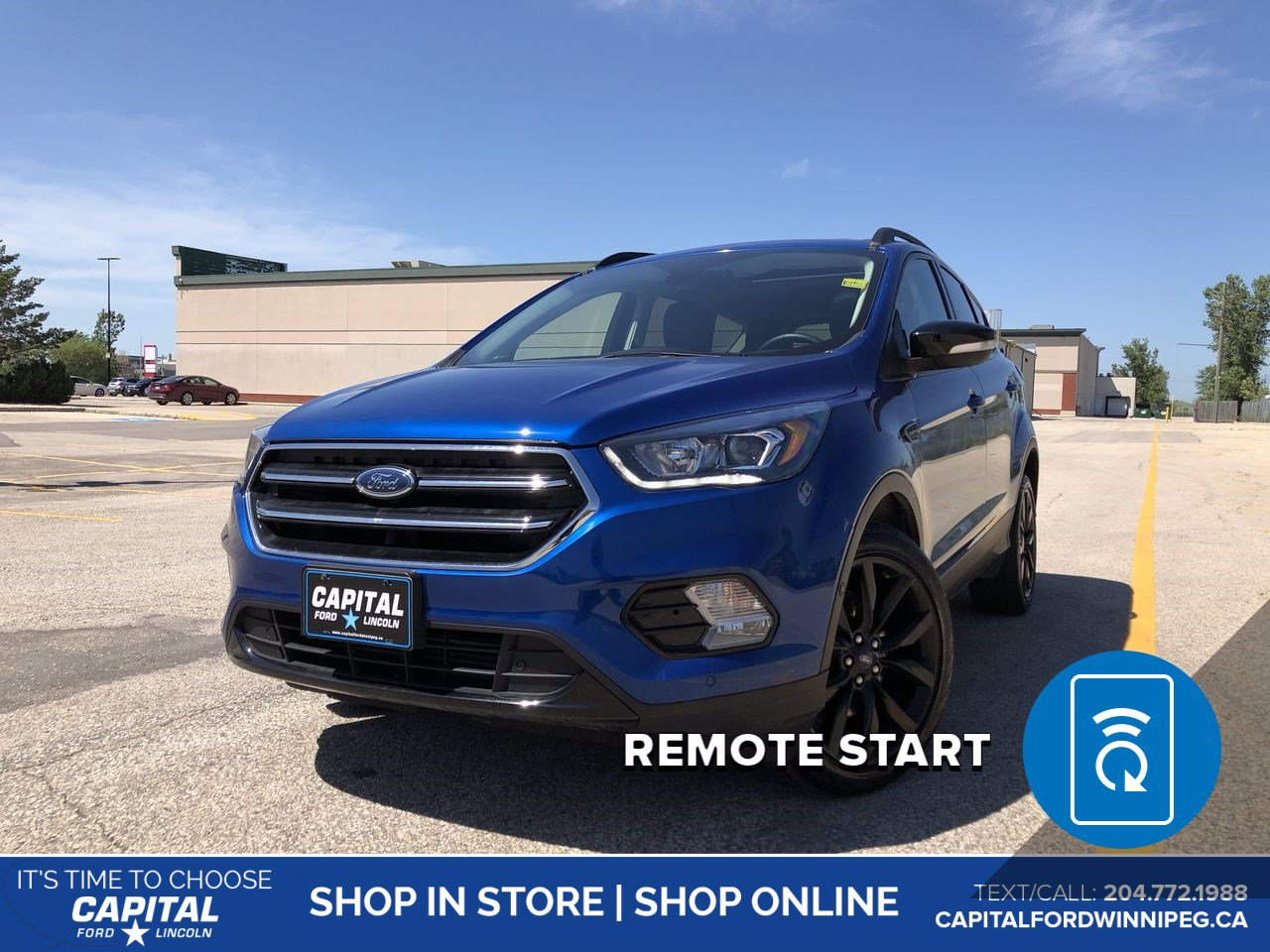 Pre-Owned 2019 Ford Escape Titanium 4WD Ask about 1.9%