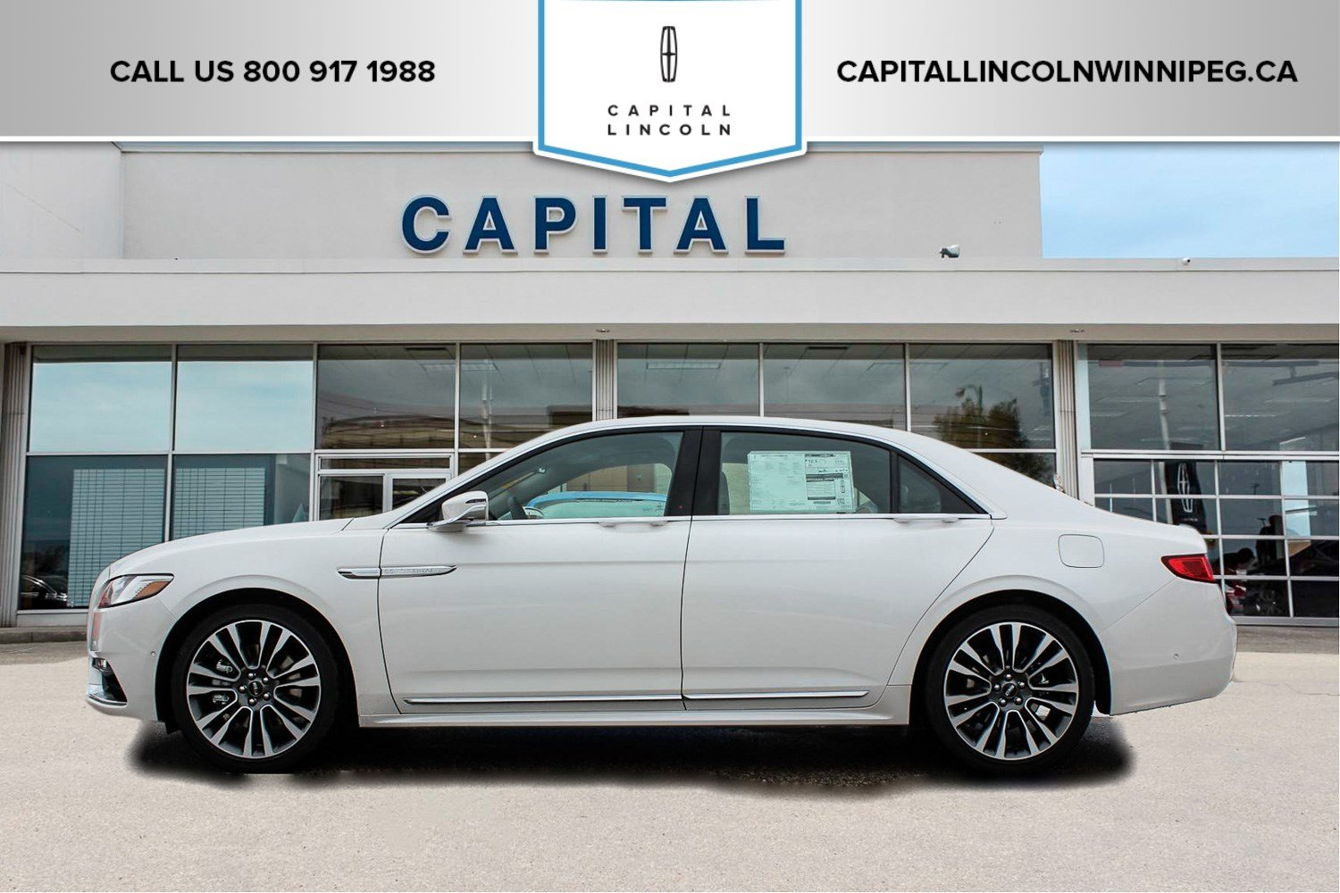 New 2018 Lincoln Continental Reserve*Giant year end savings!*
