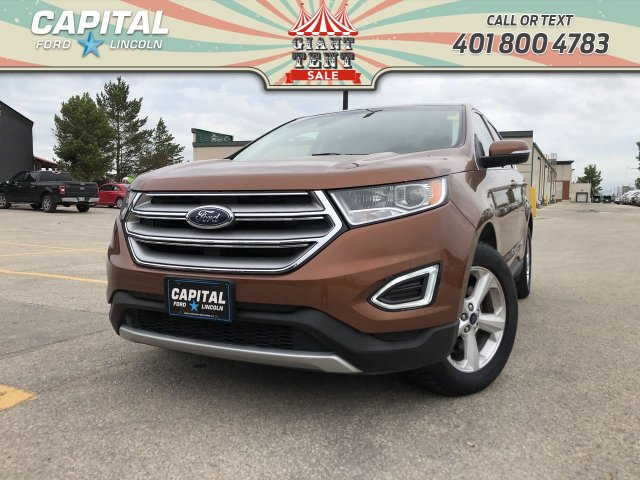 Pre-Owned 2017 Ford Edge SEL AWD **New Arrival**