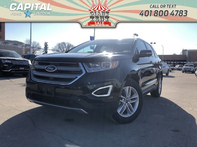 Pre-Owned 2018 Ford Edge SEL AWD CLEARANCE PRICED LEATHER SUNROOF NAV