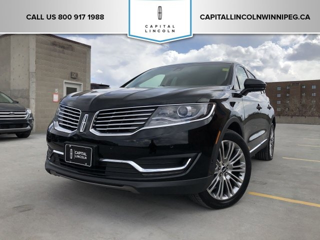 Pre-Owned 2018 Lincoln MKX Reserve AWD TECH PKG 360 CAMERA ACTIVE PARK ASSIST