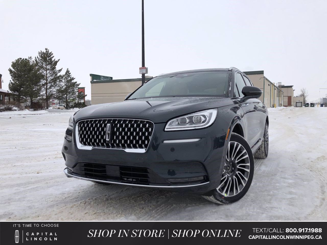 New 2020 Lincoln Corsair Reserve