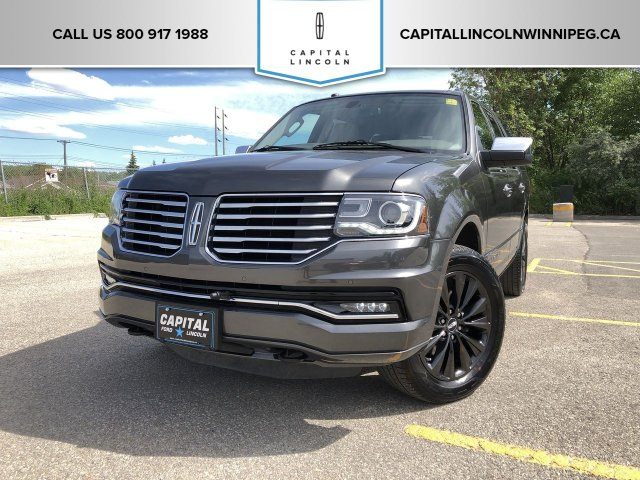 Pre-Owned 2016 Lincoln Navigator Select LEASE RETURN NO ACCIDENTS