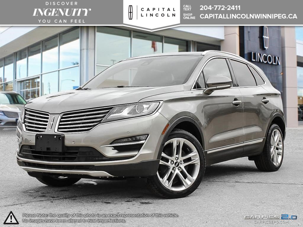new 2017 lincoln mkc reserve awd sport utility in winnipeg p0852 capital lincoln winnipeg. Black Bedroom Furniture Sets. Home Design Ideas