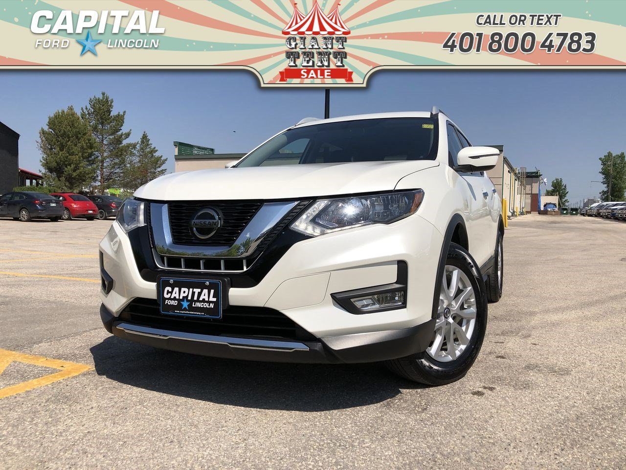 Nissan Rogue Remote Start >> Pre Owned 2018 Nissan Rogue Sv Awd Remote Start Heated Seats Bluetooth Awd Stock U0786a