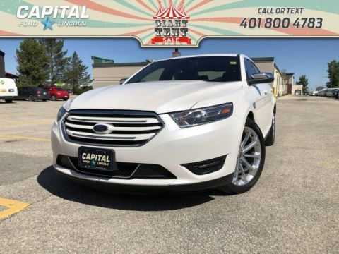 Pre-Owned 2018 Ford Taurus Limited AWD