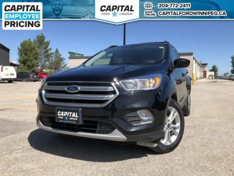 Pre-Owned 2017 Ford Escape SE 4WD LOCAL LEASE RETURN BACKUP CAM