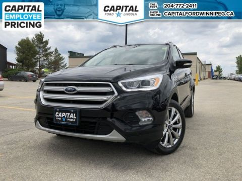 Pre-Owned 2018 Ford Escape Titanium 4WD ASK US ABOUT THE 1.9% FINANCING