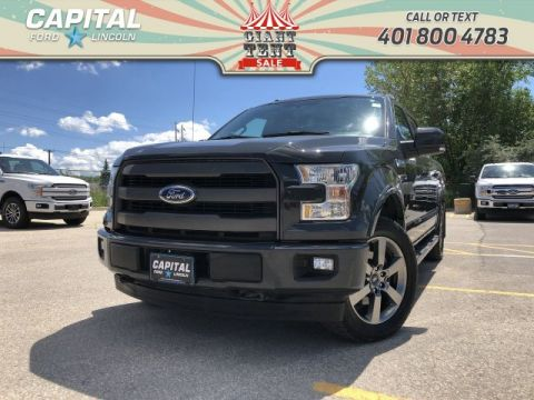 Pre-Owned 2017 Ford F-150 Lariat SuperCrew **New Arrival**
