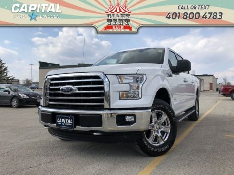 Pre-Owned 2016 Ford F-150 XLT XTR LOCAL ONE OWNER TRADE REMOTE START