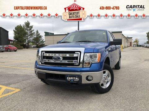 Pre-Owned 2014 Ford F-150 FX4 SuperCab EcoBoost™