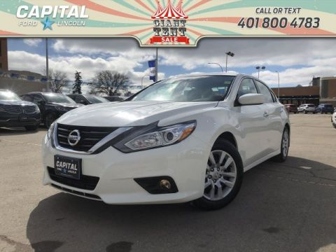 Pre-Owned 2018 Nissan Altima 2.5 S MANAGER'S SPECIAL OF THE MONTH HTD SEATS BLUETOOTH