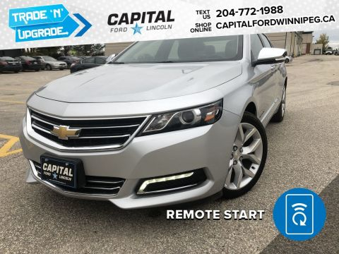 Pre-Owned 2019 Chevrolet Impala Premier Edition v6