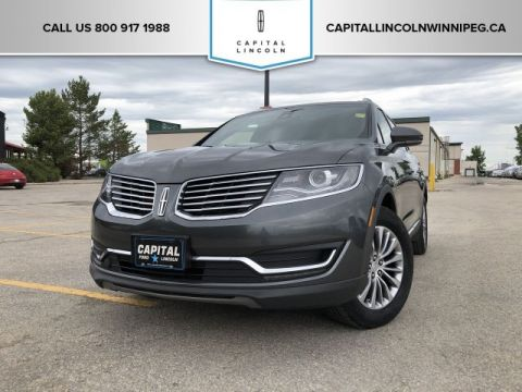 Pre-Owned 2017 Lincoln MKX LOCAL LEASE RETURN NAV HEATED STEERING REMOTE START