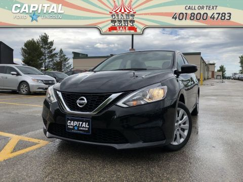 Pre-Owned 2017 Nissan Sentra **New Arrival**