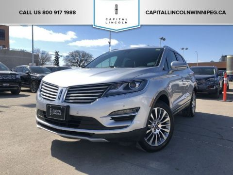 Pre-Owned 2018 Lincoln MKC Reserve AWD TECH PACKAGE ADAPTIVE CRUISE