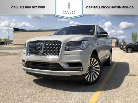 New 2019 Lincoln Navigator L Reserve*Long Wheelbase*Heated Seats & Steering Wheel*Navigation*Bluteooth
