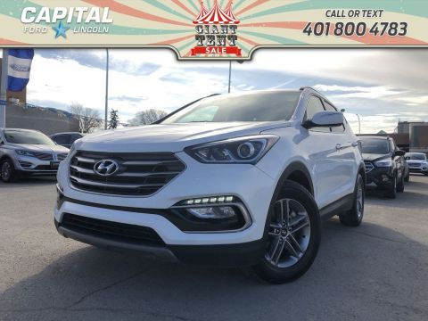 Pre-Owned 2018 Hyundai Santa Fe Sport SE W/ HEATED SEATS / BLUETOOTH / REVERSE CAM