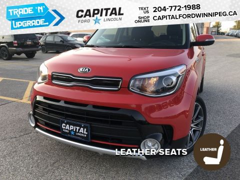 Pre-Owned 2017 Kia Soul SX Turbo Tech